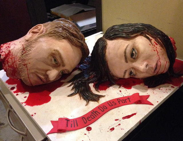 Good or bad, these are some of the most spectacular cakes we've seen so far