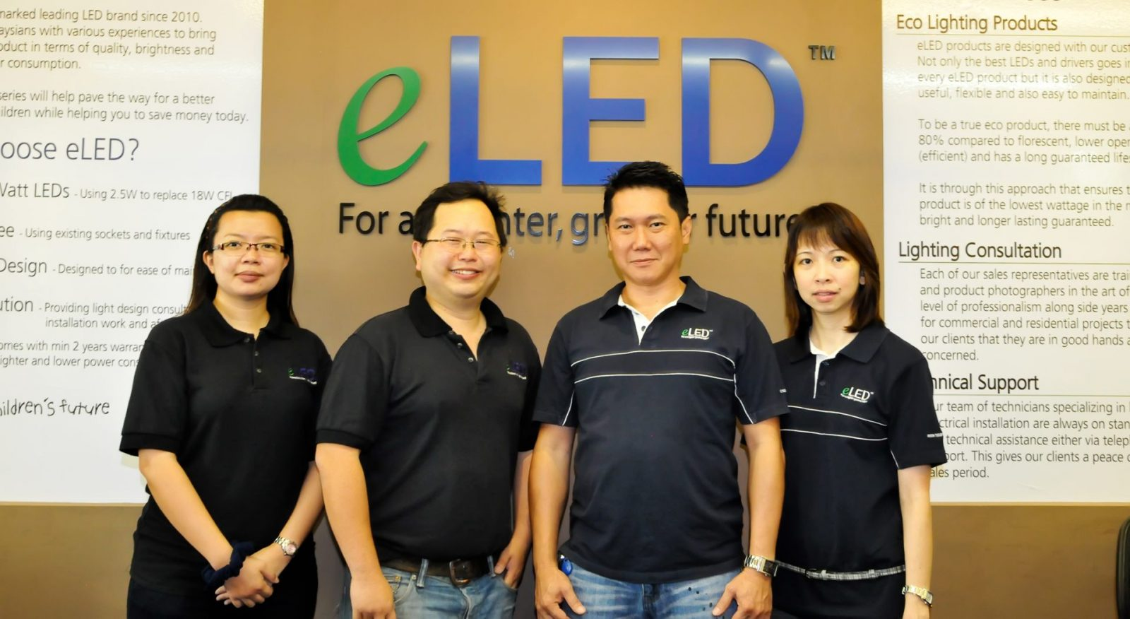How One Malaysian Company is Using the Lightbulb to Start a Green Movement