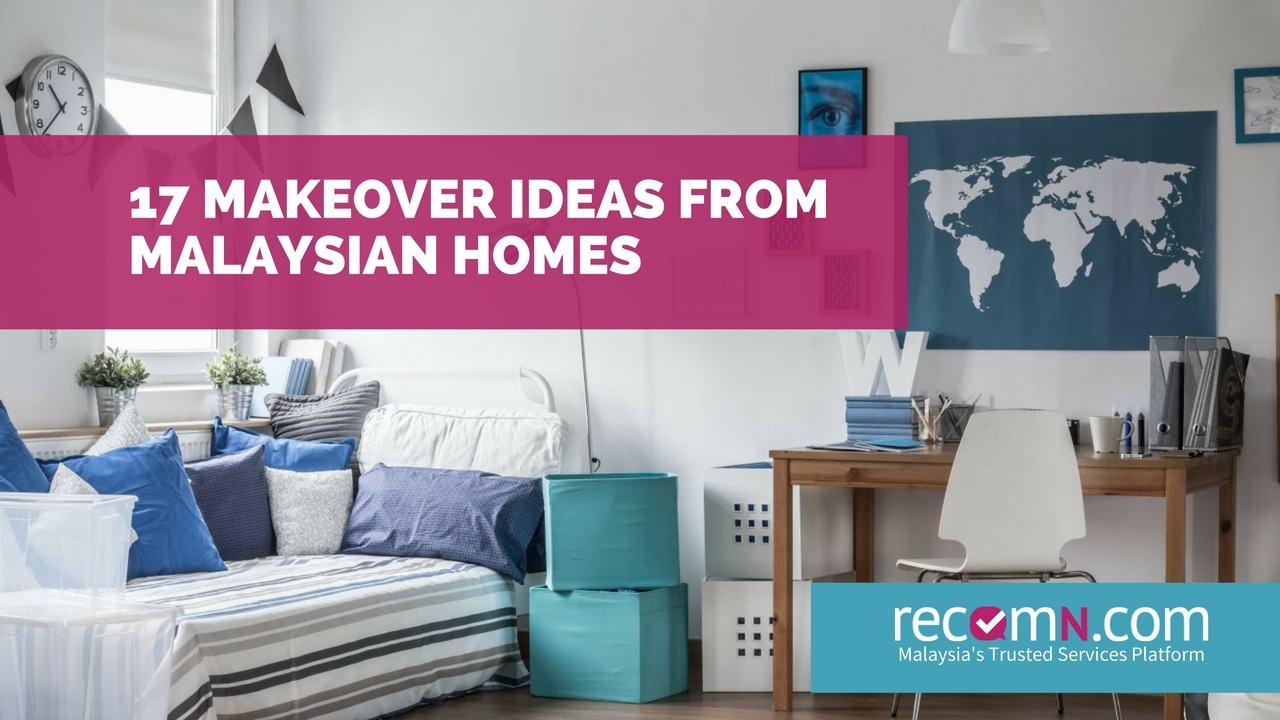 Home Makeover Ideas Found In Malaysia - Malaysian home design
