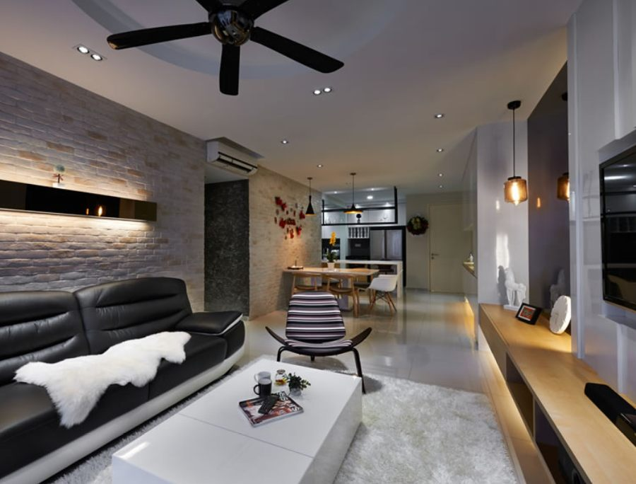 malaysia apartment interior design - photo #7