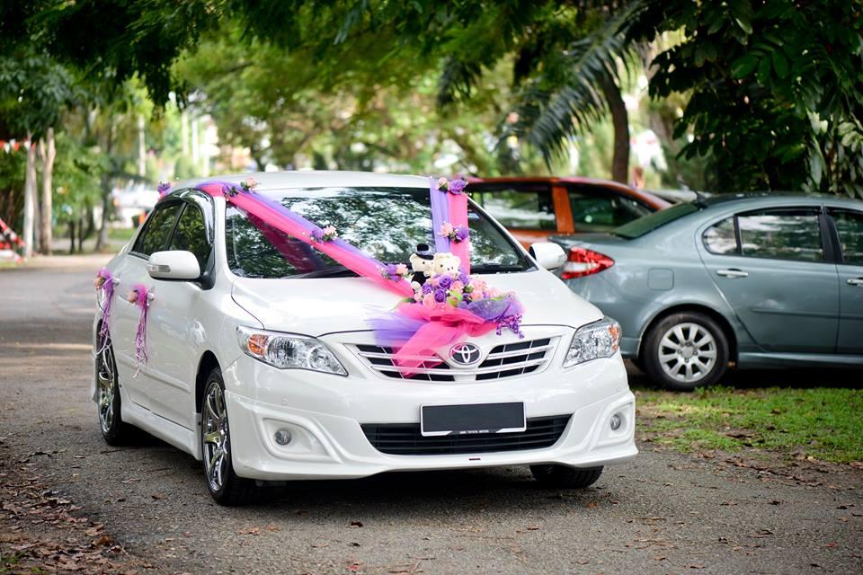 Indian wdding car rental