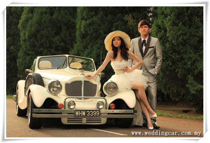 classic bridal car 3