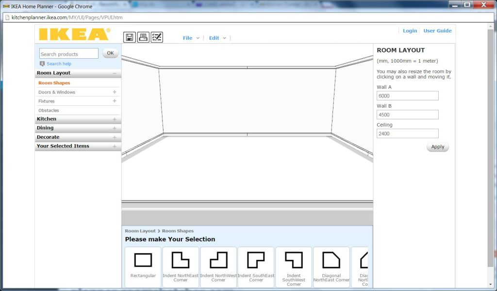 Install Ikea Kitchen Planner On Chrome
