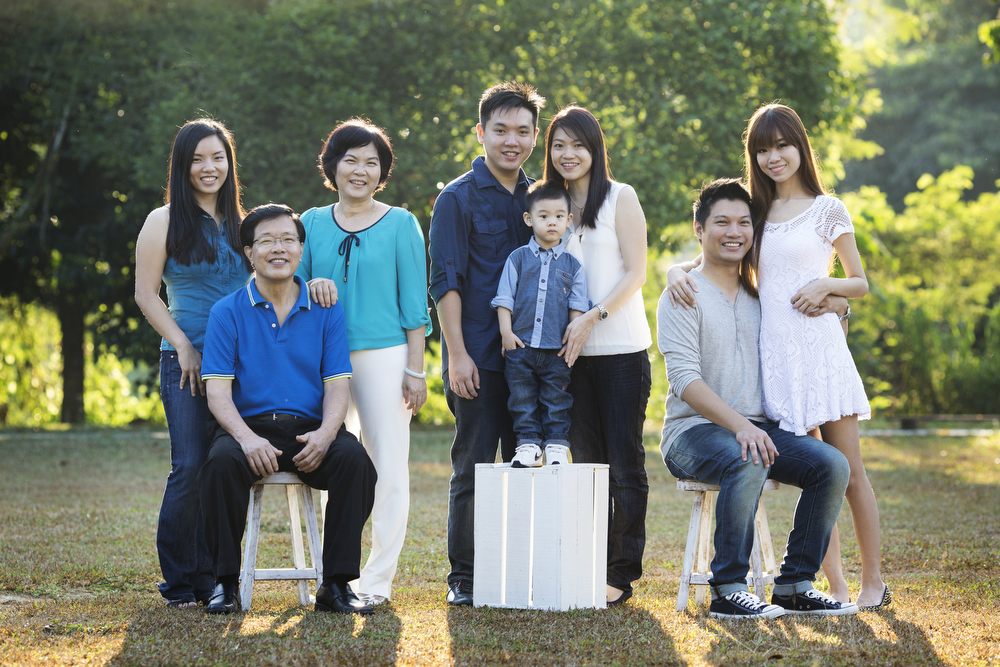 7 Ways to Take a Perfect Family Photo for the Holiday Season