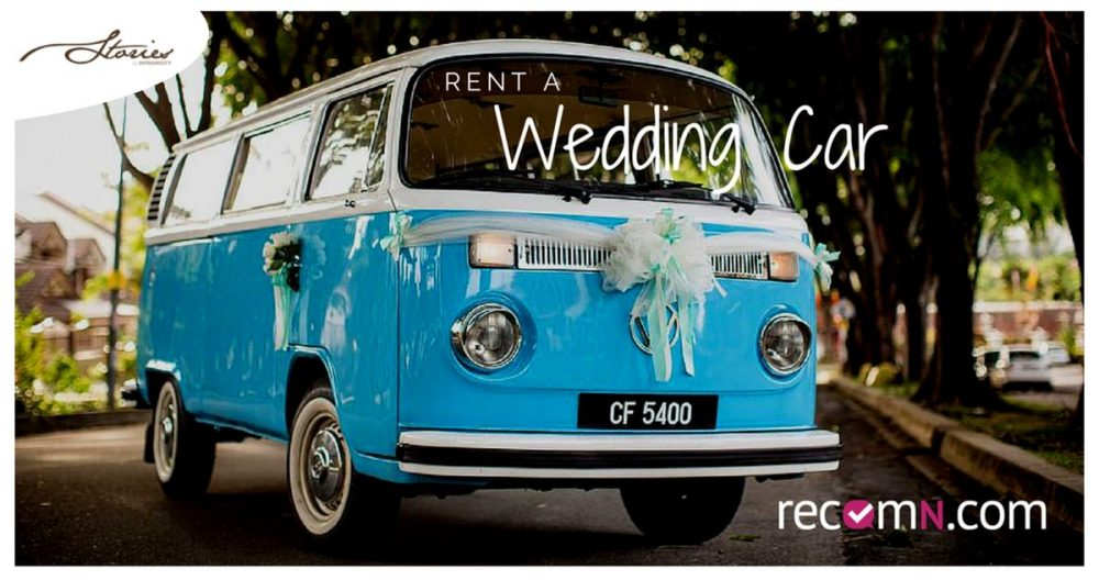 Wedding Car Rental - Get Quotes at RecomN.com