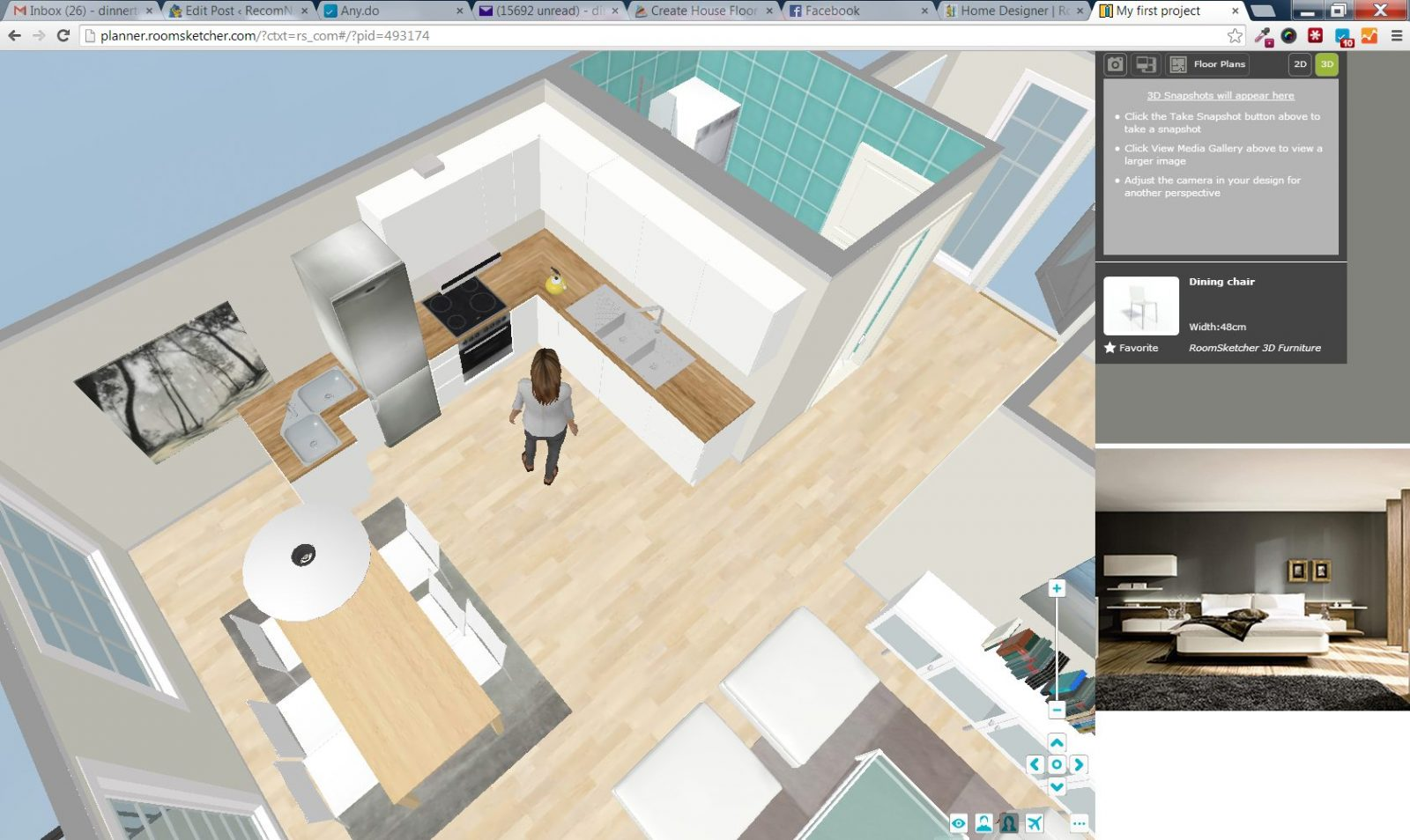 Design your Kitchen for Free: Six Online 3D Tools Tested - Recommend on