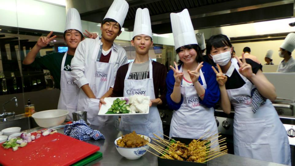 Become a MasterChef in 2015: Seven Cooking Classes in KL