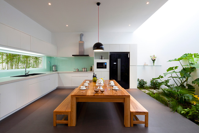 10 Kitchens in Malaysia (and Beyond) That Are Almost Too Pretty to Cook In
