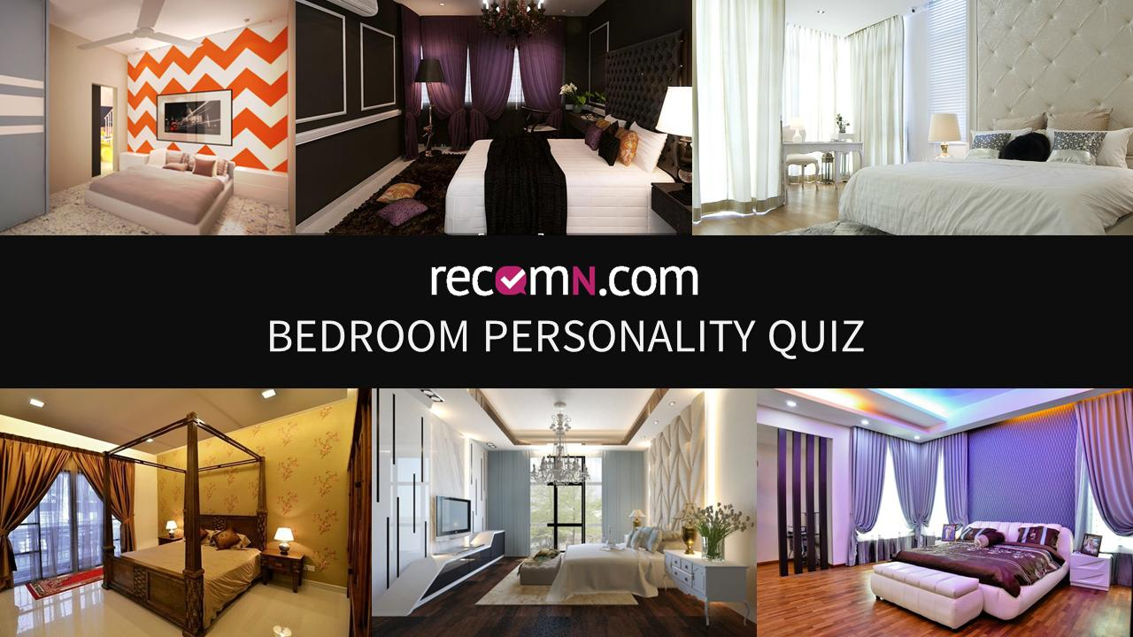 What Type Of Person Are You In The Bedroom Blog