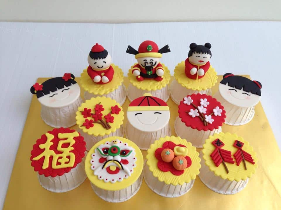 9 CNY Cake Designs That Are Too Goat Not to Share