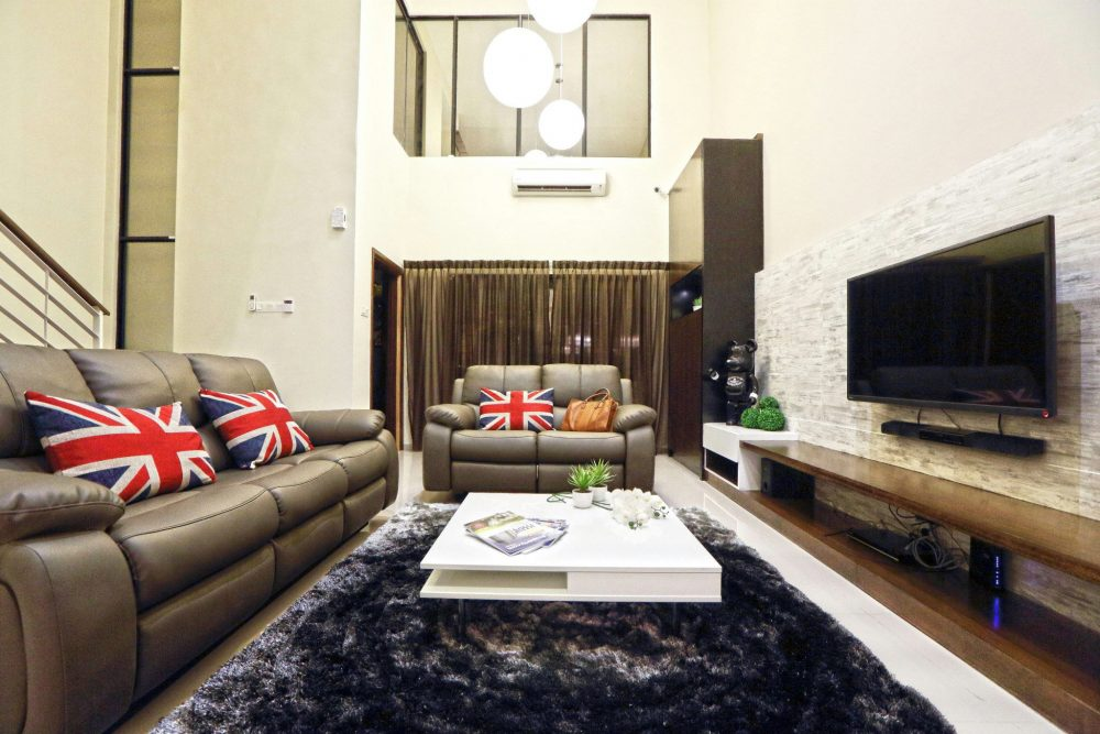 Home interior design Lakeview KL by Nu Infinity