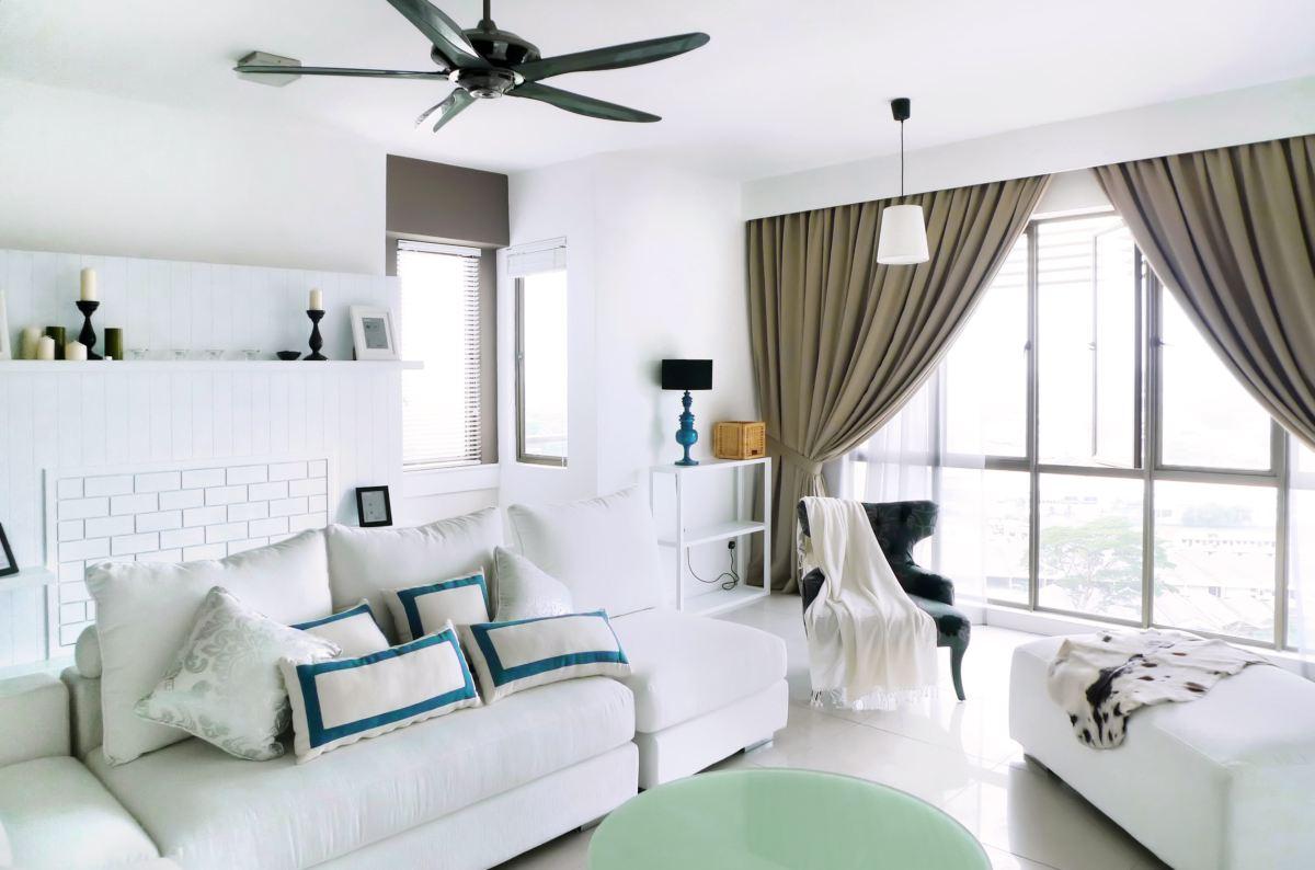 MIL Design minimalist living room