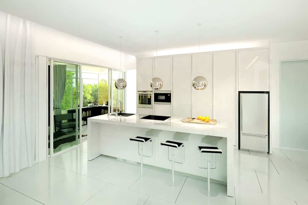 5 steps to create a minimalist home design in malaysia for Creating a minimalist home