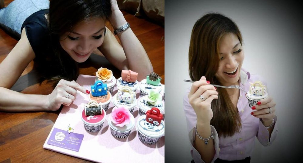 Bangsar Babe Orders Cupcake Designs from RecomN.com