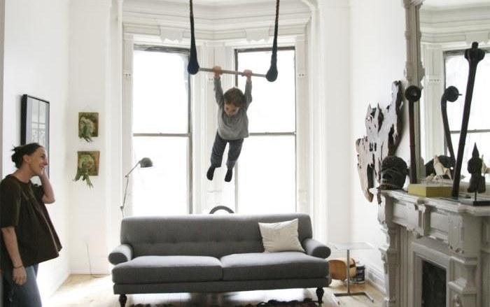 8 Ideas for a Home Gymnastics Room