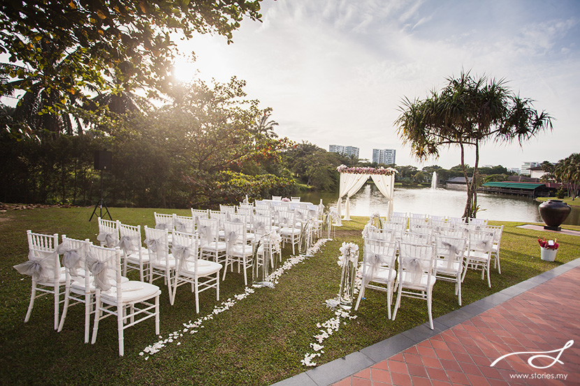 Kelana jaya garden wedding