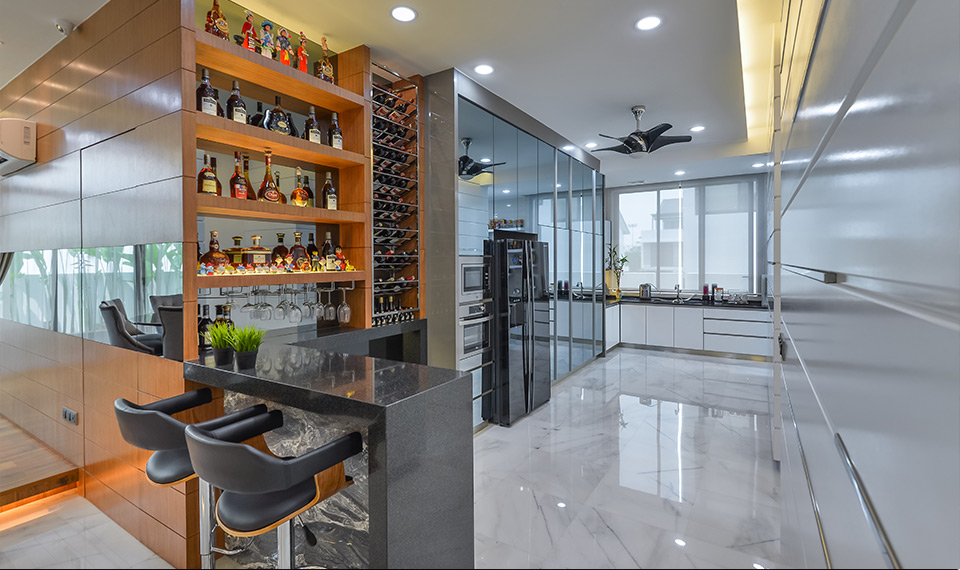 Interior design by xTwo Concept
