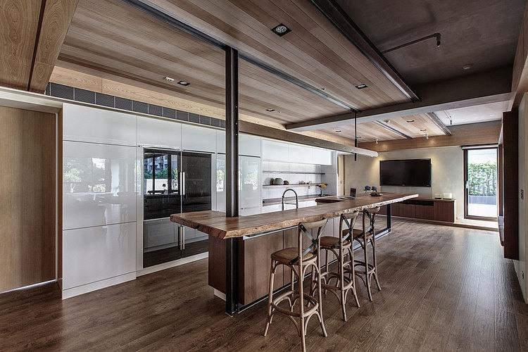 Interior design by Kava Decor KL