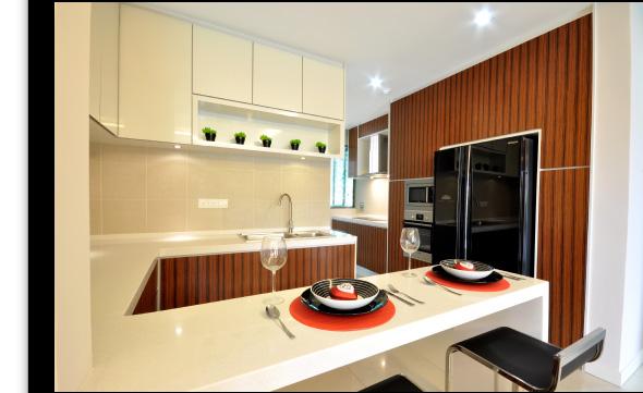 Interior design by YT Interior Design