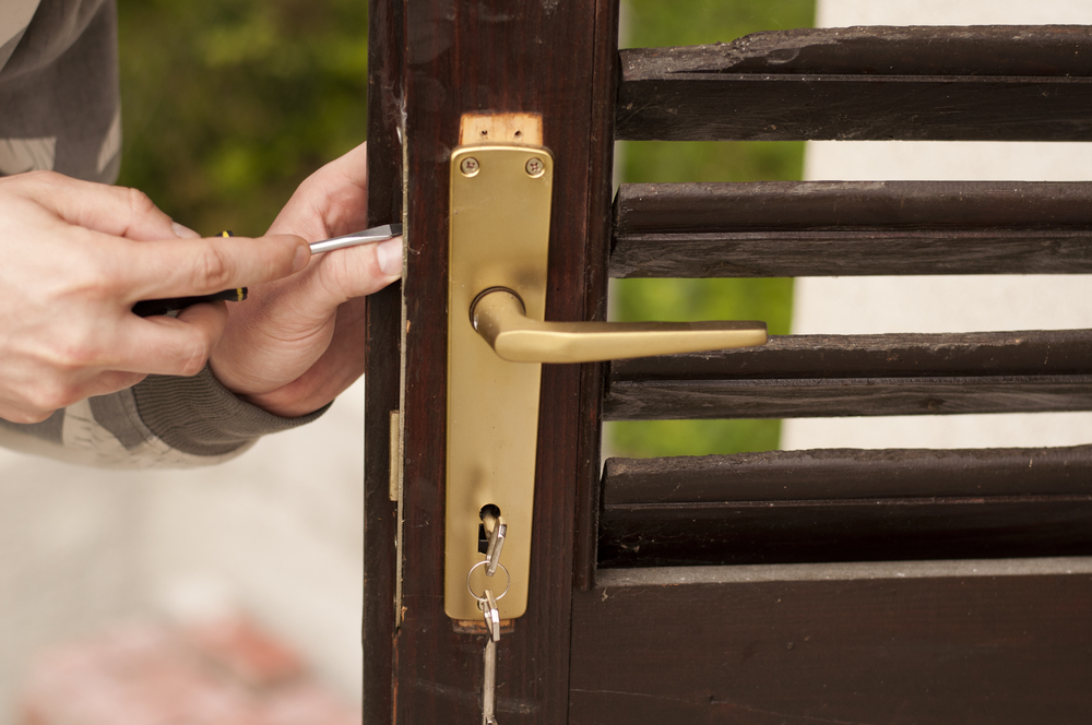 Replace door handles is one of the ways to increase the value of your property