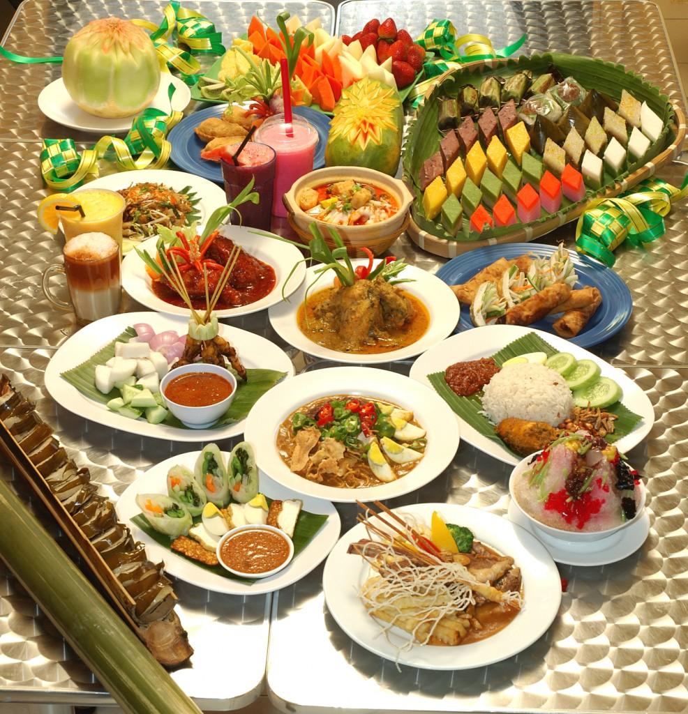 Citarasa uniQ hari raya menu catering