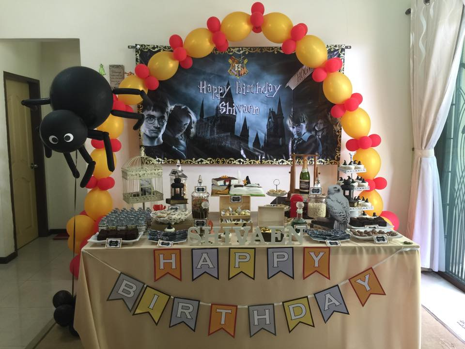 Shaniel Cake Artistry party planner