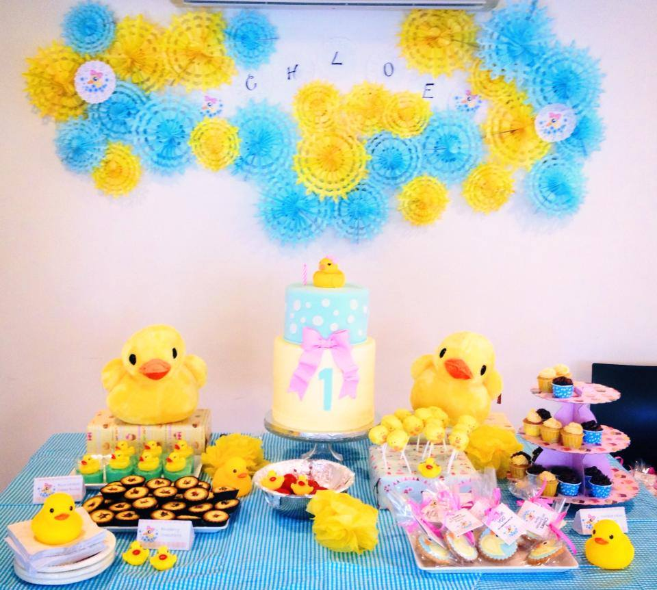 In the Clouds Cakes Party Planner