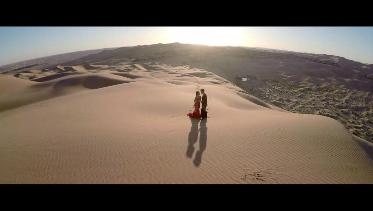 Lup Joe Ka Mei wedding video in Dubai by Edwin Tan Photography