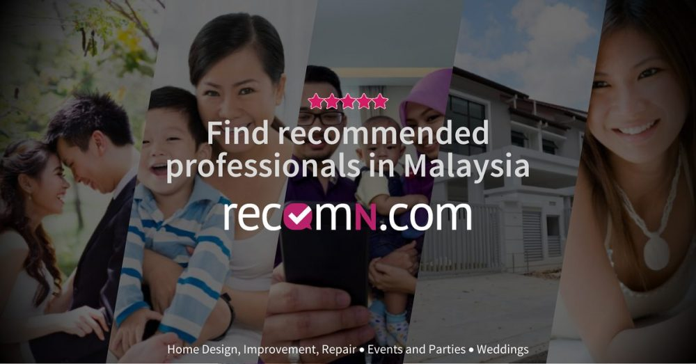 Find Recommended Service Professionals In Malaysia