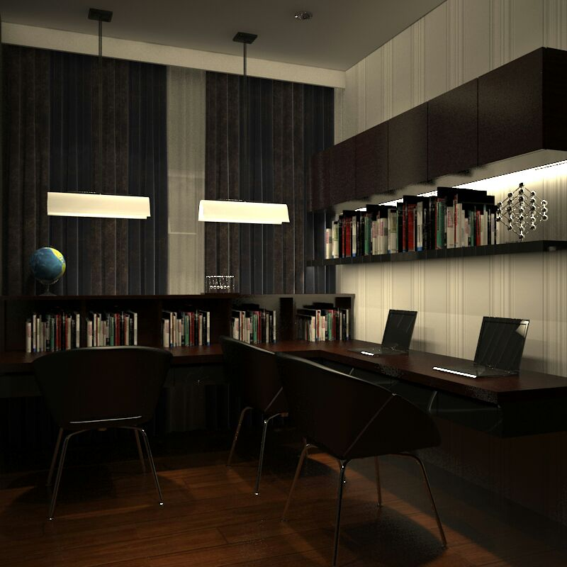 Study room by Orientique Concept
