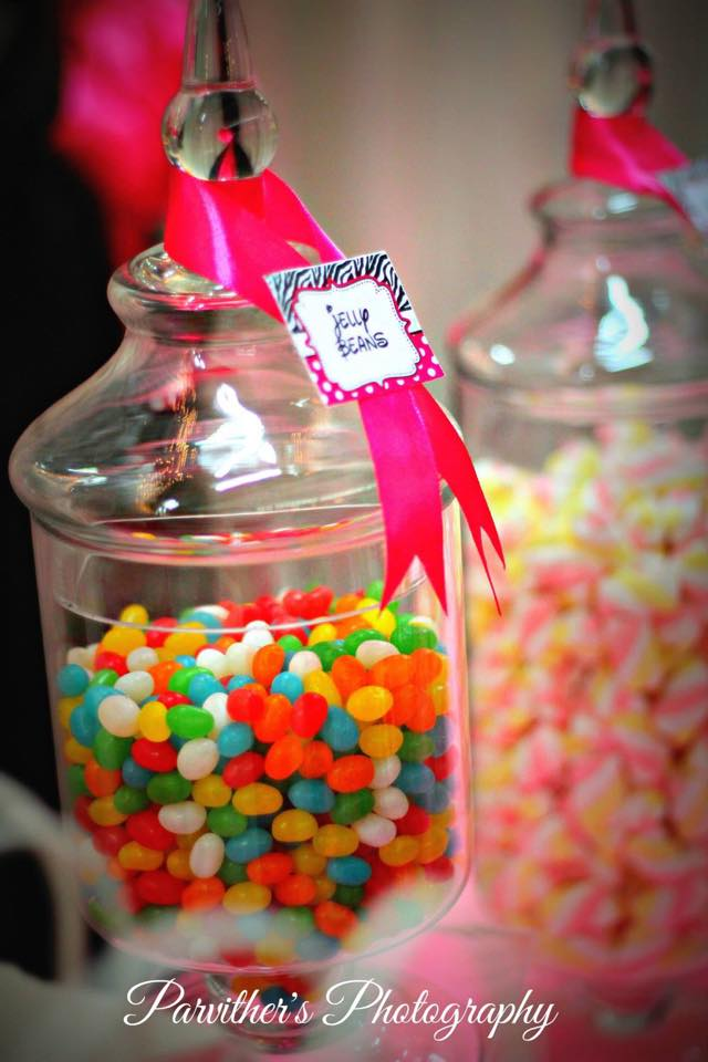 Jelly Beans for kids party by Shaniel Cake Artistry