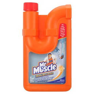 Mr Muscle Drain Unclogger