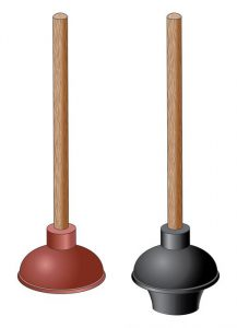 Types of plungers