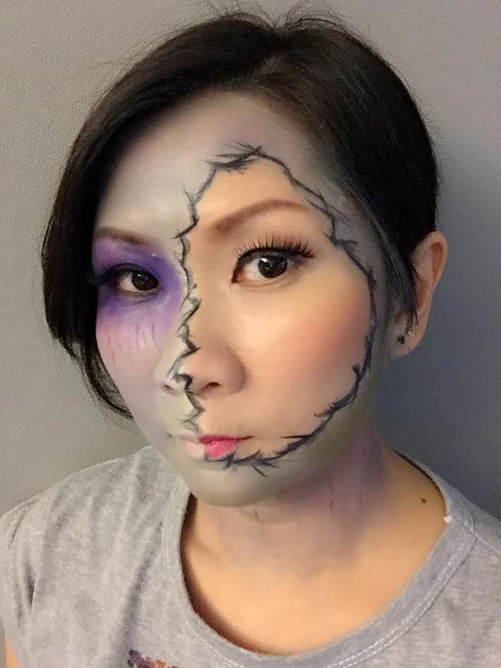 Halloween makeup - Hire a makeup artist at RecomN.com