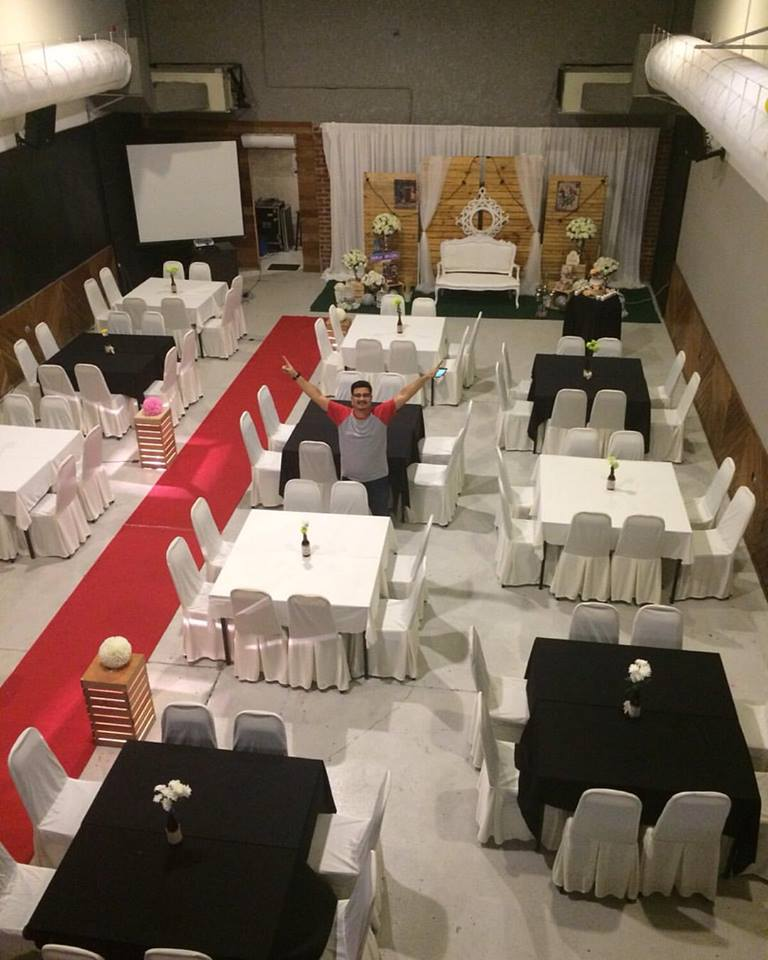 Ruang shah alam wedding venue