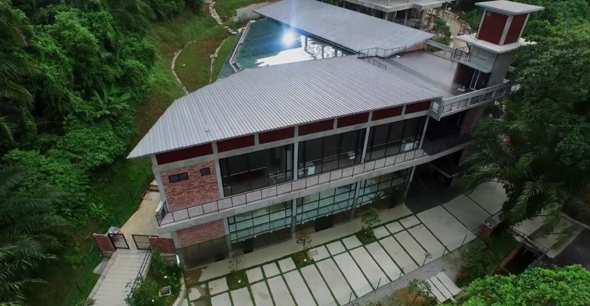 glasshouse at seputeh wedding venue