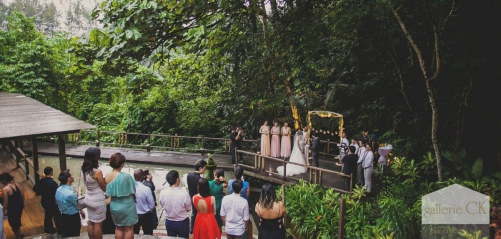 Tamarind Springs KL wedding venue - photo by CKGallerie