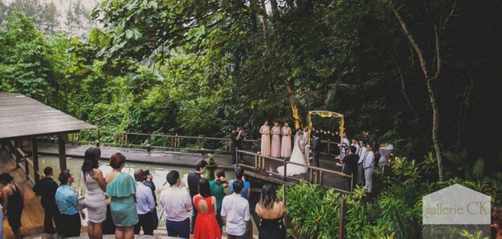 Tamarind Springs KL wedding venue - photo by CKGallerie