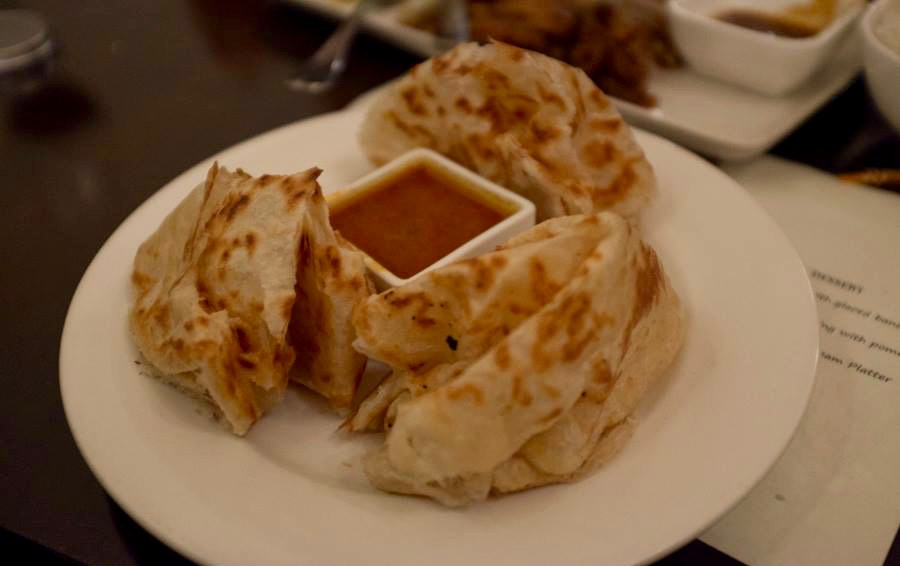 Roti canai by Masak Ku. Source