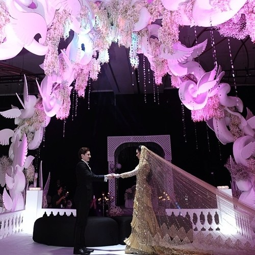 wedding ceremony rozita che wan zain saidin