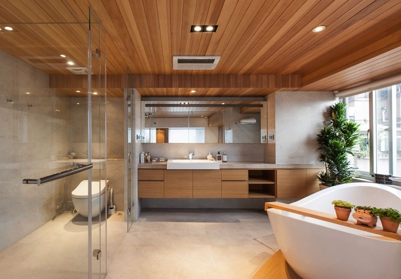 Bathroom design by QM Design