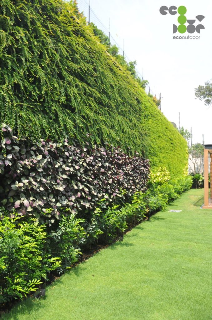 Landscaping by Eco Outdoor Asia