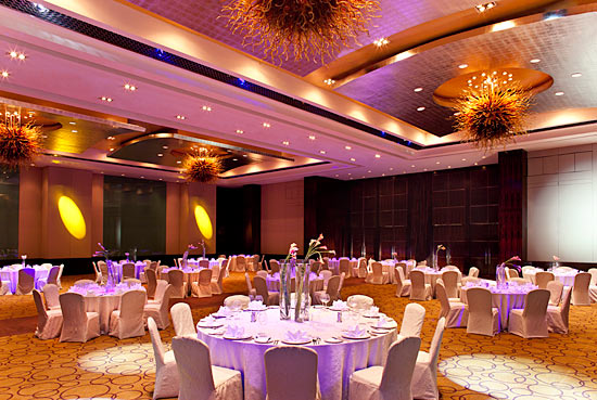 The Westin Kuala Lumpur Canvas of Love Wedding Package.