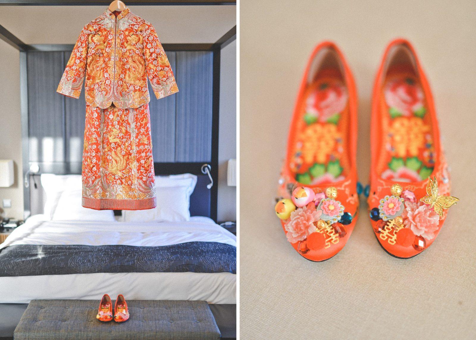 Wedding dress kua photography by Andrew Yep Photographie