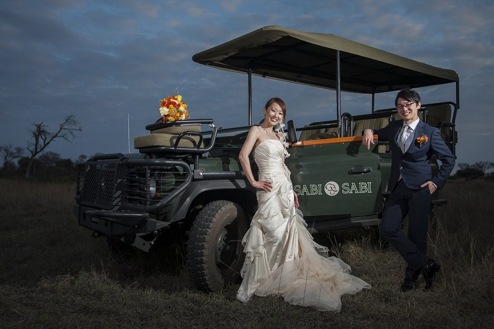Sabi sabi kruger destination wedding venue