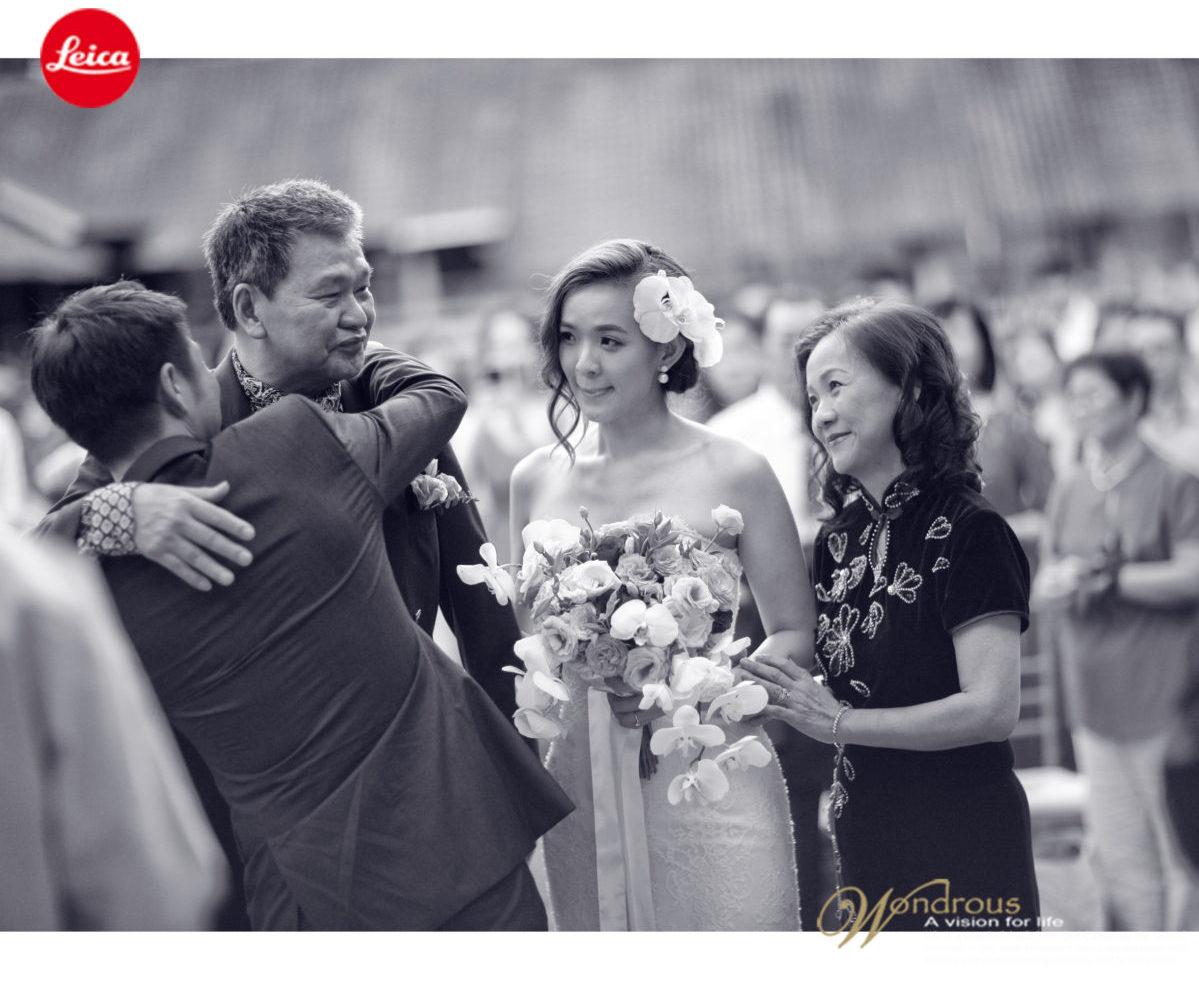 Wedding photo by Wondrous Vision