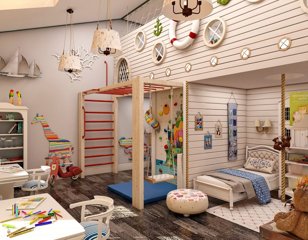 12 Amazing Kids Bedrooms in Malaysia