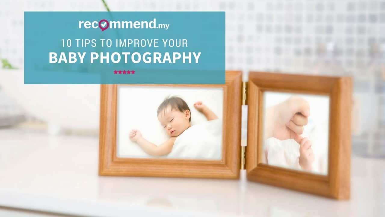How to Take Beautiful Baby Photographs