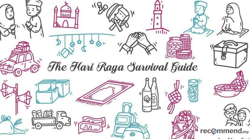 The Hari Raya Survival Guide