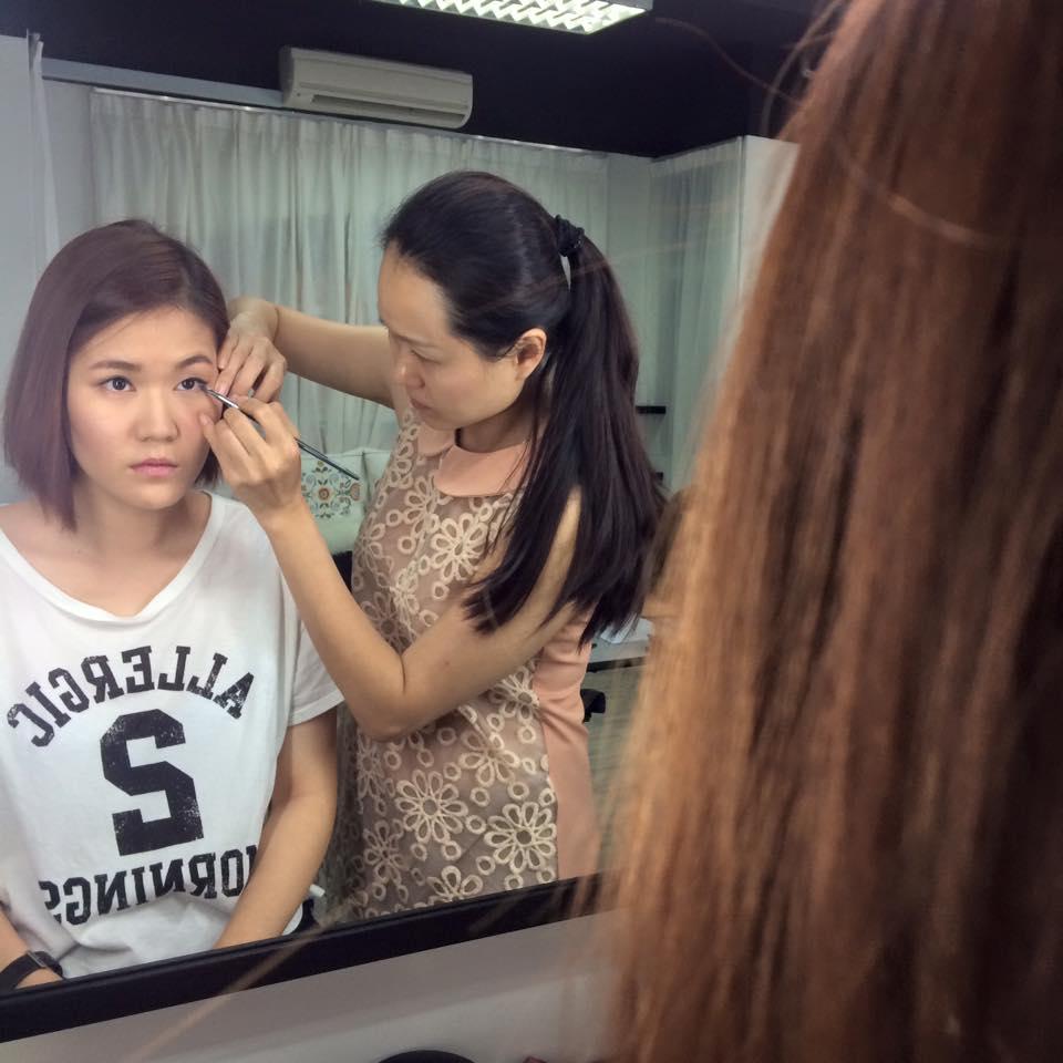 makeup artist malaysia SIGNATURE P STUDIO
